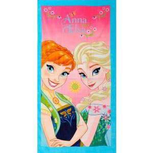Πετσέτα Θαλάσσης Frozen Anna & Elsa (Κωδ.621.206.017)