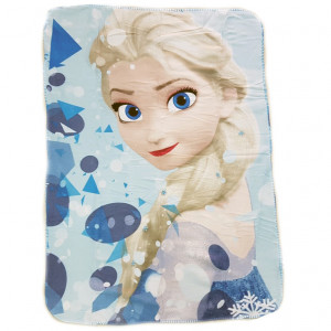 Κουβέρτα Φλις Frozen Disney (Διαστάσεις 1.00cm x 1.40cm) (Κωδ.200.01.094)