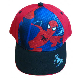 Καπέλο Jockey Spiderman Disney (Κόκκινο) (Κωδ.200.512.042)
