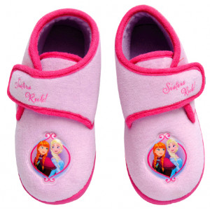 Παπουτσάκι (Παντοφλάκι) Frozen Disney (Ροζ) (Κωδ.200.149.067)