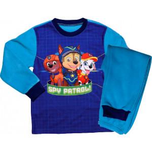 Πυζάμα Φλις Paw Patrol Nickelodeon (Μπλε) (Κωδ.200.68.024)