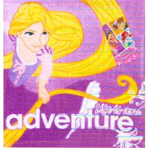 Πετσετάκι - Λαβέτα Princess Disney (Κωδ.621.01.004)
