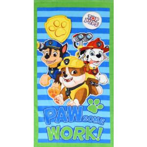 Πετσέτα Θαλάσσης Paw Patrol Nickelodeon (Κωδ.200.506.015)