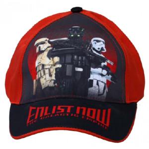 Καπέλο StarWars (Κόκκινο) (Κωδ.200.512.062)