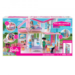 Barbie Malibu Ονειρεμένο Σπίτι