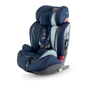 Inglesina Παιδικό Κάθισμα αυτοκινήτου 9-36 κιλά Isofix Gemino Blue narlis.gr