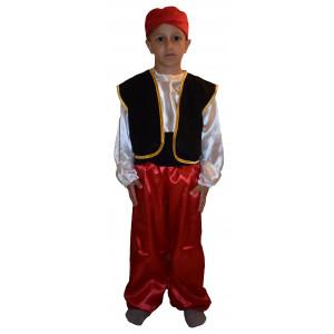 Παιδική Στολή Παραδοσιακή Γενίτσαρος Τούρκος 124.150.003