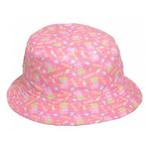 Καπέλο Κώνος Peppa Disney (Φουξ) (Κωδ.200.511.031)