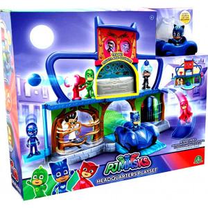 Giochi Preziosi PJ Masks Αρχηγείο PJM06000 Κωδ.797.342.033