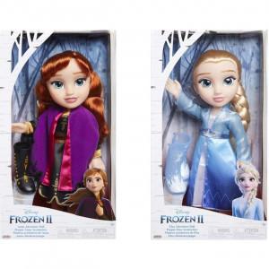 Giochi Preziosi Frozen II Μεγάλη Κούκλα FRNA1000 Κωδ. 797.342.032
