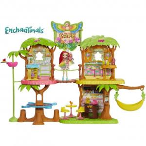 Enchantimals Μπανανόσπιτο GNC57 Κωδ. 390.342.239