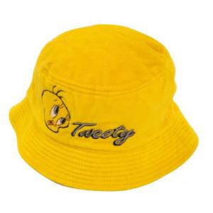 Καπέλο Κώνος Βελουτέ Tweety Disney (Κίτρινο) (Κωδ.200.512.048)