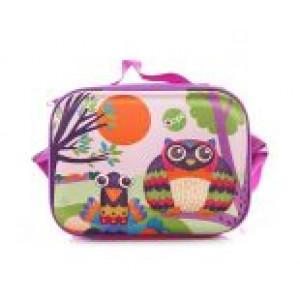 Τσάντα Φαγητού Happy Snack Owl (Κωδ.001.001.074)