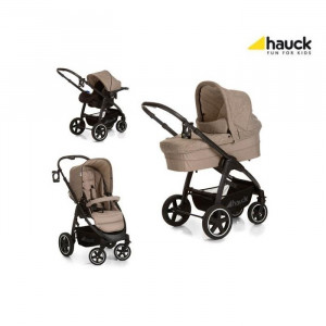 Hauck Soul Plus Trio Set Melange Beige Almond