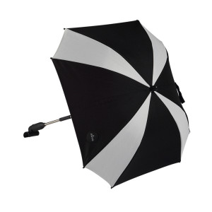 Mima Xari ομπρέλα καροτσιού Black & White 2005-S1101-08, narlis.gr