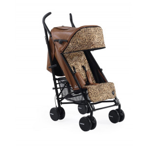 Mima Bo fashion kit leopard (Ύφασμα καροτσιού)
