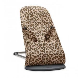 BabyBjörn ριλάξ Bliss Leopard beige cotton