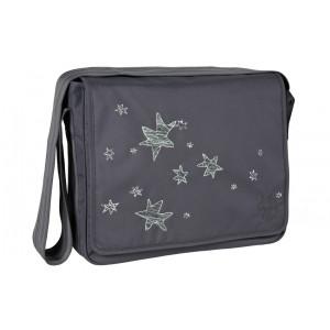 Lassig τσάντα αλλαγής Stardust ebony (LMB1474774) Δωρεάν αποστολή με αντικαταβολή με courier