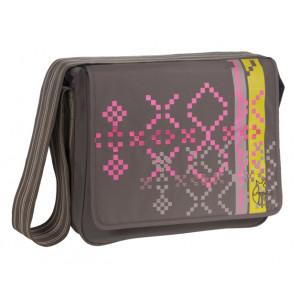 Lassig τσάντα αλλαγής  Indi olive (LMB1020244) Δωρεάν αποστολή με αντικαταβολή με courier