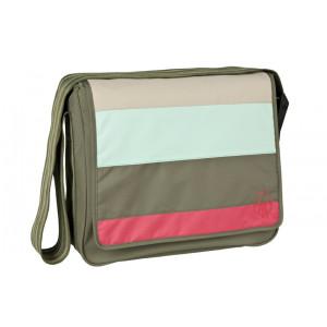 Lassig τσάντα αλλαγής Stripes dubarry (LMB1324571)