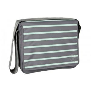 Lassig τσάντα αλλαγής Ash-striped (LMB1334376) Δωρεάν αποστολή με αντικαταβολή με courier