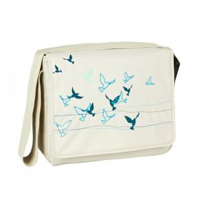 Lassig τσάντα αλλαγής Flock beige (LMB1050572) Δωρεάν αποστολή με αντικαταβολή με courier