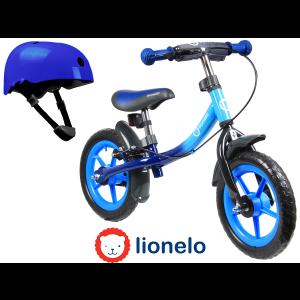 Lionelo Ποδήλατο ισορροπίας Dan Plus (Blue)
