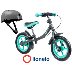Lionelo Ποδήλατο ισορροπίας Dan Plus (Turquoise)
