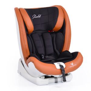 Cangaroo Κάθισμα Αυτοκινήτου Shield Isofix, 9-36kg Brown (#737.076.001#)