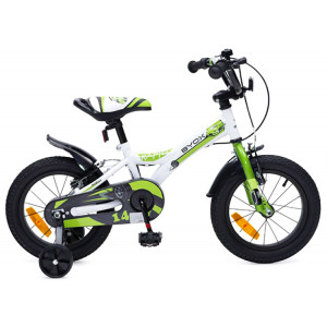 """Ποδηλατάκι Byox Rapid 14"""" (Πράσινο) (Από 5 έως 7 Ετών) (Κωδ.737.353.007)"""