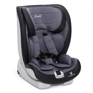 Cangaroo Κάθισμα Αυτοκινήτου Shield Isofix, 9-36kg Grey (737.076.001)