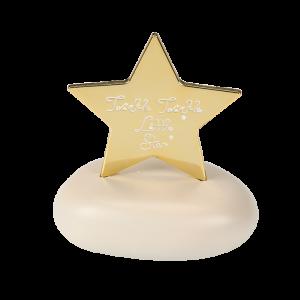 Μπομπονιέρα Βάπτισης Αστέρι με Ευχή σε Βότσαλο 82028-180 Andronidis Ζητήστε προσφορά !!!!