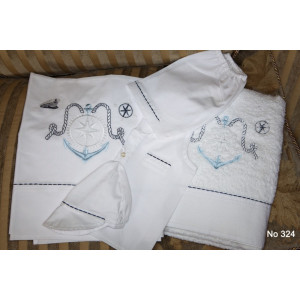 Λαδόπανο sweet baby (Κωδ.316-1) +10€ στο πακέτο βάπτισης Κωδ.προμ-481