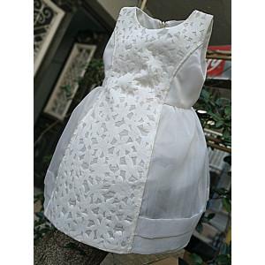 Ολοκληρωμένο πακέτο βάπτισηs με αυτό το φόρεμα angels wings (Κωδ.249/01) Με βαλίτσα rain η θρανίο παγκάκι Προσφορά ι!!!!
