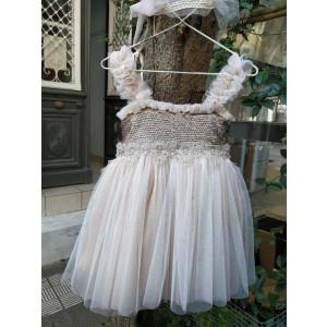 Φόρεμα (Baby u Rock Κωδ.G12AAC-196-376)