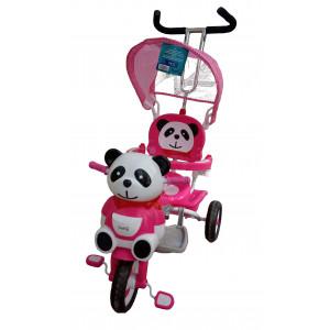 Ποδηλατάκι Panda (Ροζ) (#507.353.018#)