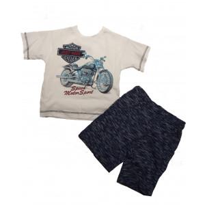 Σετ Μπεμπέ Κ/Μ Motorcycle (#118.043.031+6#)