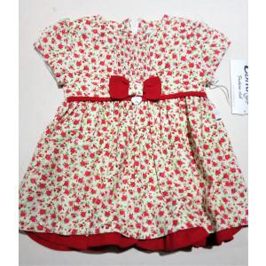 Φόρεμα Κοντό Μανίκι Βρεφικό 291.130.204