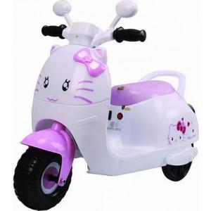 Just Baby, Ηλεκτροκίνητο Μηχανάκι Kitty, narlis.gr