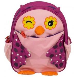 Τσάντα Νηπίου Owl Ροζ (JB3100)