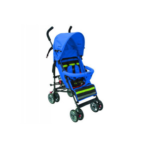 Just Baby Παιδικό καρότσι Flexy Blue & Δώρο ομπρέλα.507.098.005