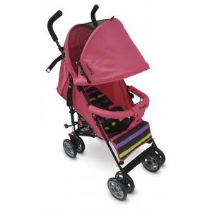 Καρότσι Just Baby Flexy (Ροζ) & Δώρο ομπρέλα (507.098.003)