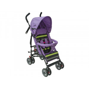 Just Baby Παιδικό καρότσι Flexy Purple narlis