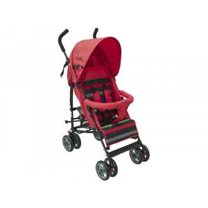 Παιδικό Καρότσι Just Baby Flexy Red