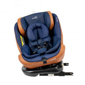 Just Baby Κάθισμα Aυτοκινήτου 0-36kg Super Fix (Blue) (507.076.010)