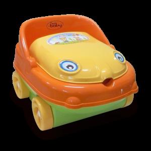 Γιο-Γιο Αυτοκινητάκι JB-8801 πορτοκαλί.Κωδ.507.01.004