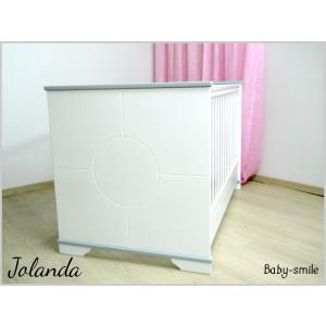 Κρεβάτι baby-smile Jolanda (Ρωτήστε για την προσφορά) (00275)