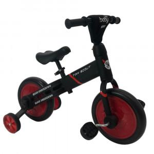 Just Baby Ποδήλατο Ισορροπίας Scut Red Jb-2900