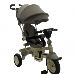 Just Baby Τρίκυκλο Ποδηλατάκι Trike Beige, narlis.gr