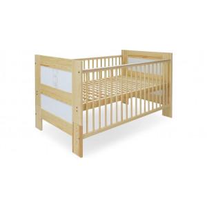 Just Baby Προεφηβικό Κρεβάτι Gina Φυσικό, narlis.gr